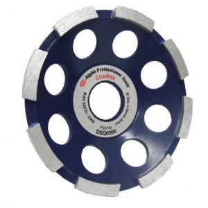 Alpha Segmented Diamond Grinding Cup Wheel - 5