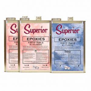 Superior Adhesives Knife-Grade Epoxy E-2010 Quarts