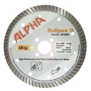 Alpha Eclipse Q General Purpose Diamond Blade