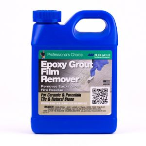 Miracle Sealants Epoxy Grout Film Remover - Quart