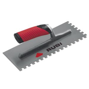Rubi Flex Square Notch Trowel - 1/4