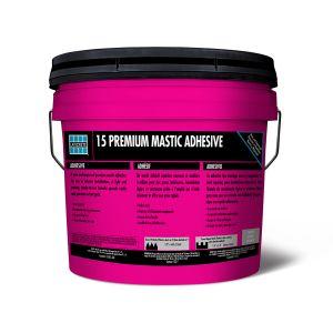 Laticrete 15 Premium Mastic 1 Gallon
