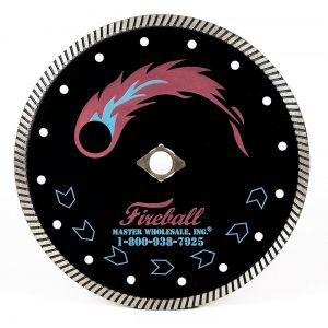Fireball Turbo Diamond Blade