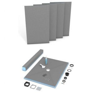 Wedi Fundo Primo Shower Kit - Complete wedi Shower System