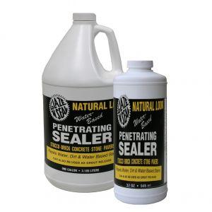 Glaze N Seal Natural Look Penetrating Sealer