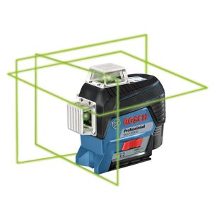 Bosch GLL3-330CG Green Line Laser Level - 360 Degree