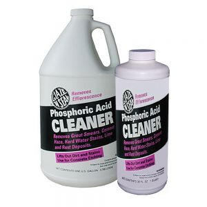 Glaze N Seal Phosphoric Acid Cleaner