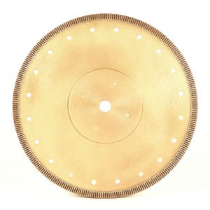 MWI Gold Rush Turbo Diamond Blade