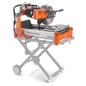 Husqvarna MS360 Masonry Saw , Stand sold separately