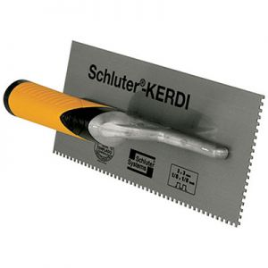 Schluter KERDI Square Notch Trowel - 1/8