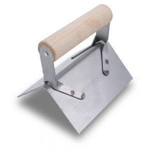 Marshalltown Outside Corner Trowel with Square Radius
