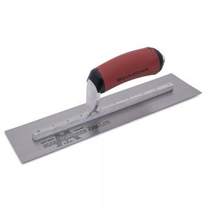 Marshalltown Professional Finishing Trowels w/Curved DuraSoft Handle