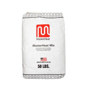 MasterHeat Mix In Floor Heating Mortar