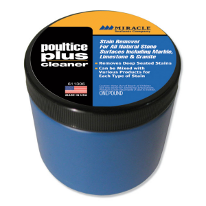 Miracle Sealants Poultice Plus Cleaner - Stain Remover