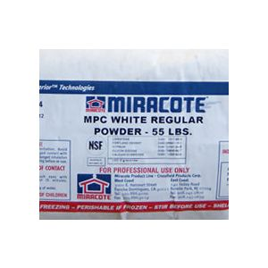 Miracote MPC Regular Powder - White