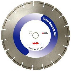 MK-500 Cured Concrete Blade