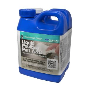 Miracle Sealants Liquid Poultice Parts A & B - Quart