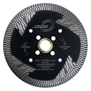 Diamax Cyclone Side Protection Turbo Diamond Blade