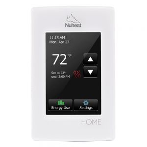 Nuheat HOME Thermostat - Touchscreen