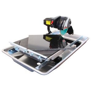 Pearl PA 7 Pro Tile Saw - Compact Wet Tile Saw