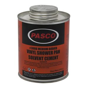 PASCO Vinyl Cement for Shower Pans