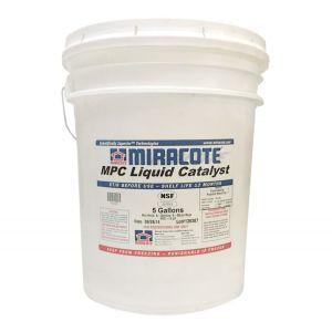Miracote MPC Multipurpose Protective Coating Catalyst - 5 Gallon