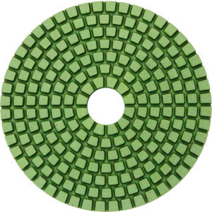 RockMaster Premium Wet Polishing Pad 4