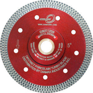 Diamax Cyclone Mesh Turbo Blade - 5