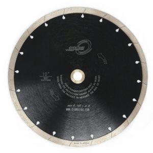 Diamax Cyclone CSR100 Continuous Rim Diamond Blade