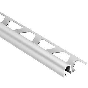 Schluter RONDEC-DB in Aluminum Satin (AE)