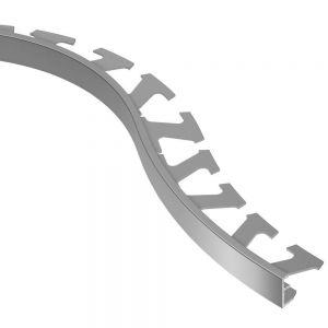 Schluter Schiene Radius Profile - Aluminum (A)