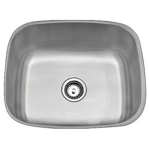 Amerisink Builder Undermount Stainless Steel Sink AS121 22