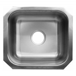 MasterSink Stainless Steel Undermount Sink 1618