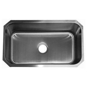 MasterSink Stainless Steel Undermount Sink 2816U