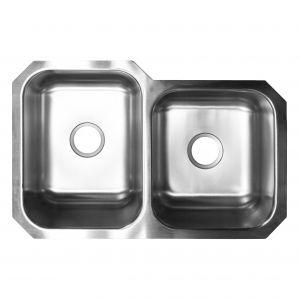 MasterSink Stainless Steel Undermount Sink 31201R