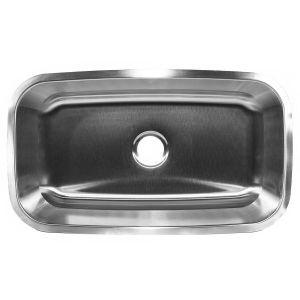 MasterSink Stainless Steel Undermount Sink 3118