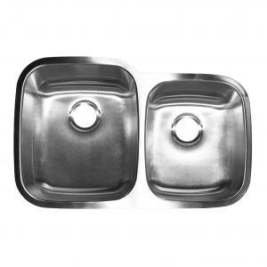 MasterSink Stainless Steel Undermount Sink 3221