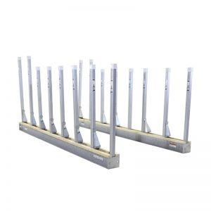 Aardwolf Slab Rack Kit 16 Poles 47-1/4