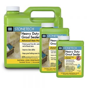 Laticrete Stonetech Heavy Duty Grout Sealer - Multiple Sizes Available Laticrete Stonetech Heavy Duty Grout Sealer - Multiple Sizes Available
