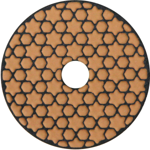 RockMaster Supreme Diamond Dry Polishing Pads - 4