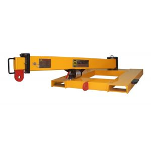 Abaco Swing Arm Forklift Boom - AFJS-25