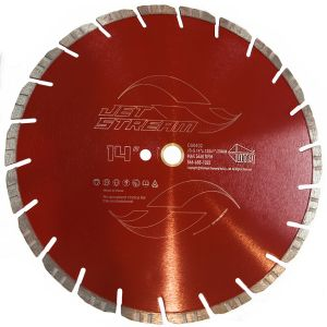 Diteq Jet Stream Concrete and Masonry Blade