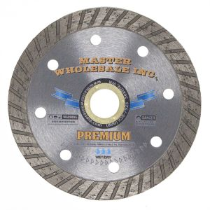 MWI Premium Turbo Rim Diamond Blade -4