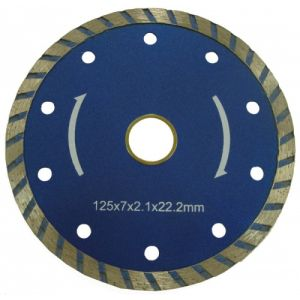 MWI Economy Turbo Rim Diamond Blade