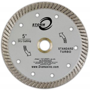 Diamax Storm Turbo Granite Blade