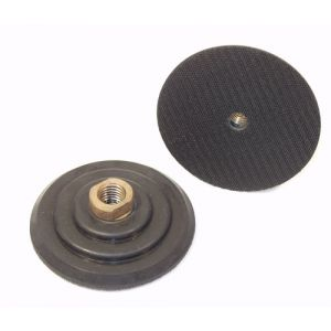 RockMaster Medium Firm Rubber Velcro Pad Holder