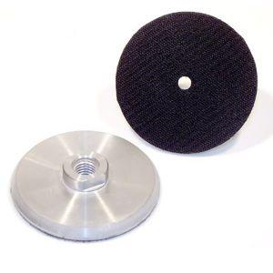 RockMaster Aluminum Velcro Disc Pad Holder
