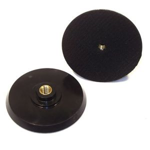 RockMaster Rigid Plastic Velcro Disc Pad Holder