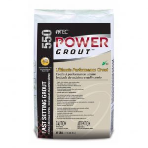 Tec Power Grout 550 - Ultimate Performance Grout