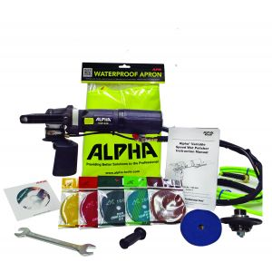 Alpha Tile Bullnose Kit w/VSP-320